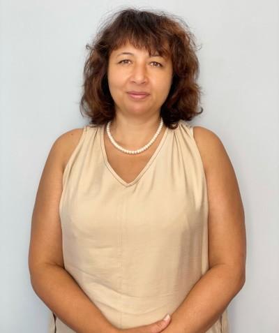 Лариса САПРИКІНА